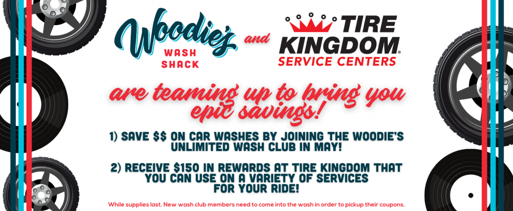 tire kingdom special offer